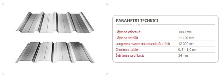 TABLĂ-TRAPEZOIDALĂ-T-35-ECO