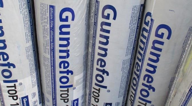 Folie anticondens pentru acoperis  Gunnefol Top 150 gr/mp