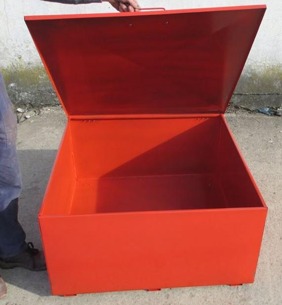 Cutie metalica pentru nisip 3