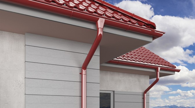 Sistem pluvial Roofart Scandic®Color 150/100 si 125/87mm – Preturi